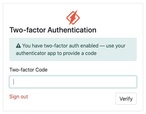 Account Security Updates - Honeybadger Developer Blog